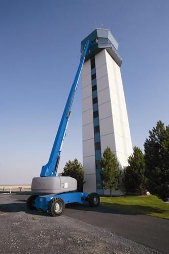 33m - 38m Teleskopbühnen diesel mieten in Hamburg