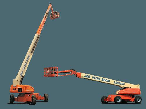 43m - 48m Teleskopbühnen diesel mieten in Hamburg