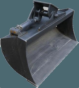 Grabenräumlöffel für 0.7t - 1.0t Bagger mieten in Neuwied
