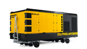 35 - 50 m³/min Baukompressor mieten in Essen