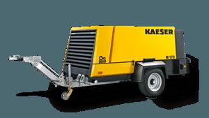 12 - 22 m³/min Baukompressor mieten in Essen