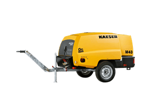 2 - 5 m³/min Baukompressor mieten in Essen
