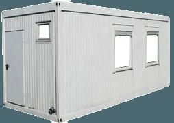 Container mit Sonderausstattung 20' mieten in Hannover