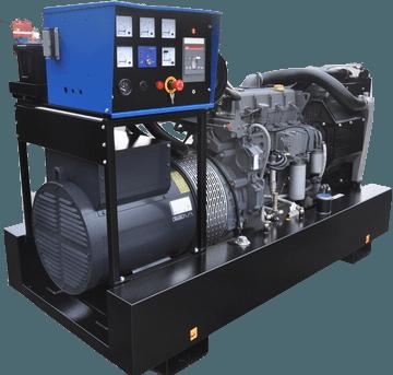 rent 70 - 100 kVA Stromerzeuger in Duisburg