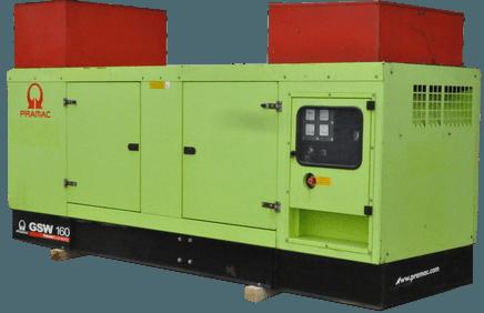 rent 125 - 150 kVA Stromerzeuger in Duisburg