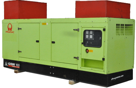 125 - 149 kVA Stromerzeuger mieten in Essen