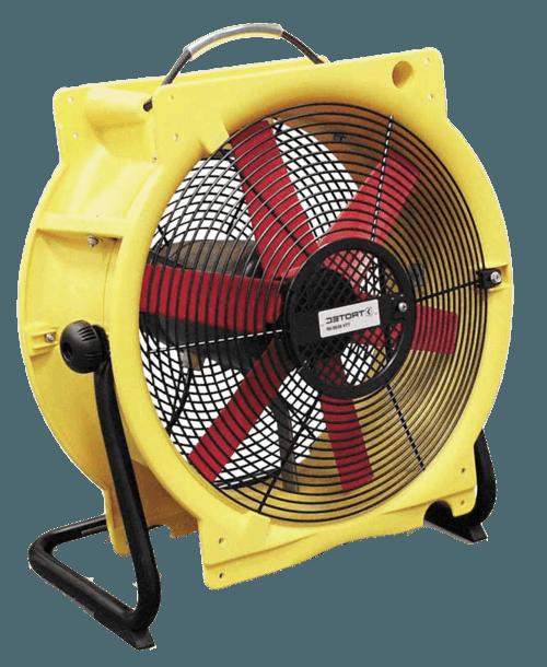 Ventilator mieten