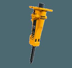 Hydraulikhammer für 9.0t - 12.0t Bagger mieten
