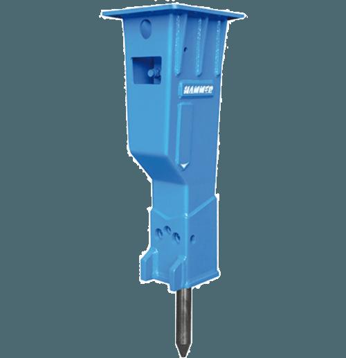 Hydraulikhammer für 16.0t - 19.0t Bagger mieten