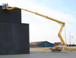 36m bis 40m Raupen-Arbeitsbühne elektro mieten