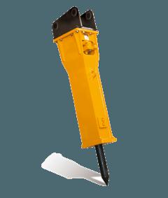 Hydraulikhammer für 6.0t - 7.0t Bagger mieten