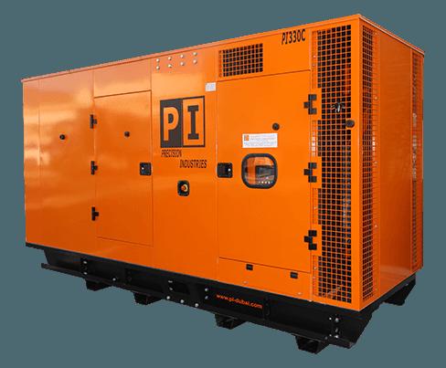 300 - 400 kVA Stromerzeuger mieten in Essen