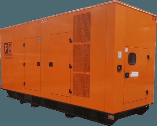 rent 400 - 500 kVA Stromerzeuger in Duisburg