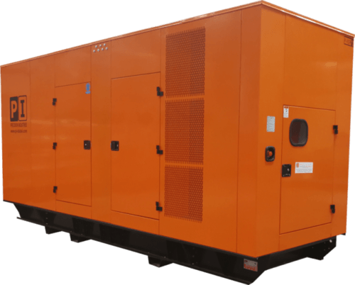 400 - 500 kVA Stromerzeuger mieten in Essen