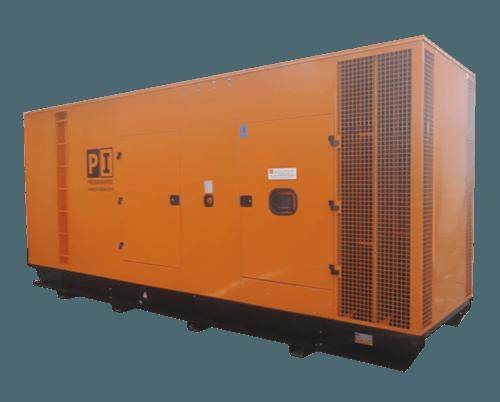 600 - 800 kVA Stromerzeuger mieten in Essen