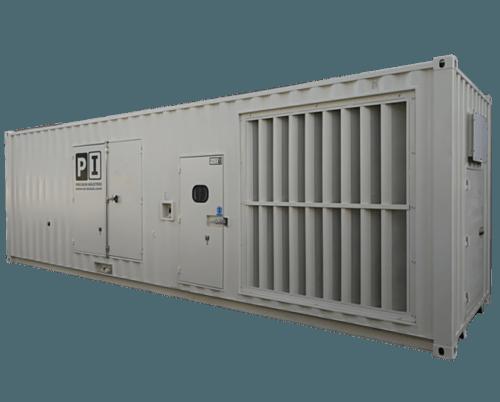 1250 - 1500 kVA Stromerzeuger mieten in Essen