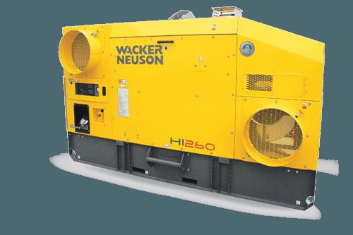 150 – 300 kW Öl- oder Dieselheizer mieten in Herzogenrath