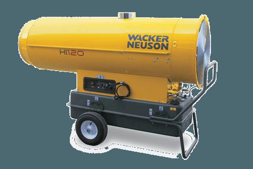 100 – 150 kW Ölheizer mieten in Herzogenrath