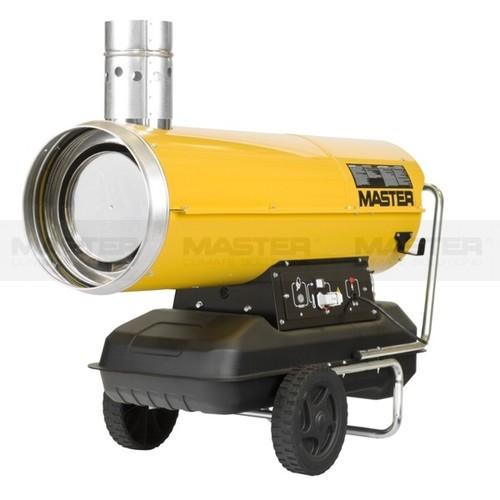 70 – 100 kW Ölheizer mieten