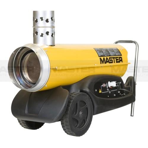 14 – 25 kW Öl- oder Dieselheizer mieten