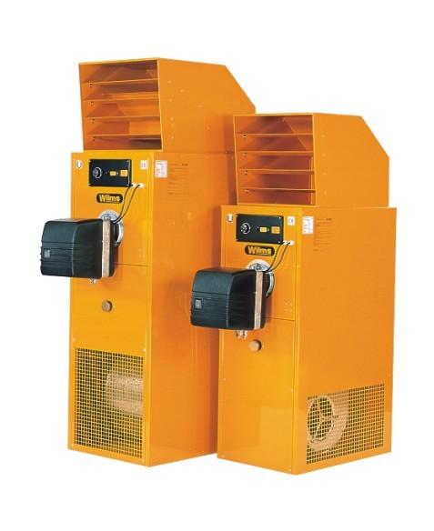 50 – 70 kW Öl- oder Dieselheizer mieten in Leverkusen