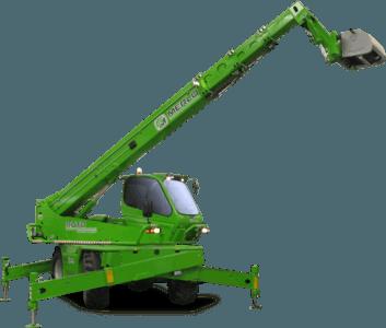 bis 24m & bis 6.0t Roto-Teleskoplader mieten in Bottrop