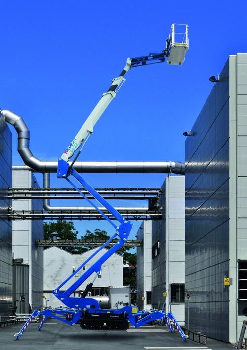 21m bis 22.9m Gelenkteleskopbühne Elektro mieten in Neuwied