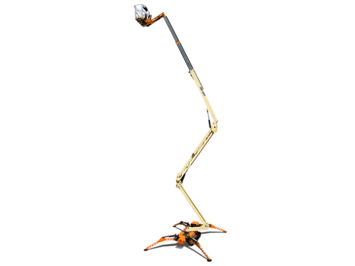 22m bis 23m Raupen-Arbeitsbühne diesel mieten