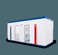 Sanitärcontainer 10' WC mieten in Neuwied