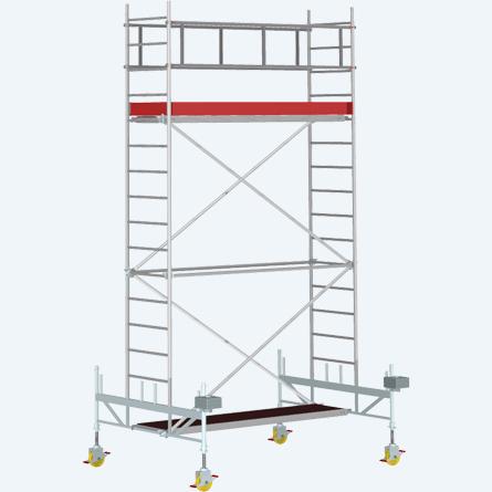 Fahrgerüst 5m - 6.9m mieten in Dülmen