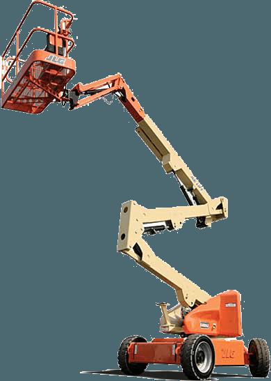 26m bis 27.9 m Gelenkteleskopbühne Diesel mieten