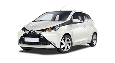 Kleinwagen - Toyota Aygo o.Ä. mieten in Worms