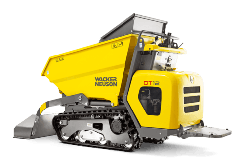 1t - 1.5t Kettendumper mieten in Willich