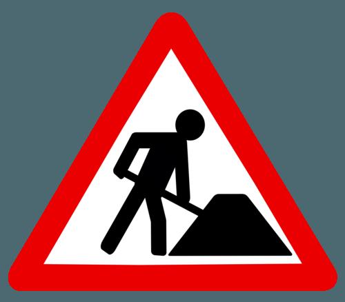 Schilder und Verkehrszeichen mieten in Köln