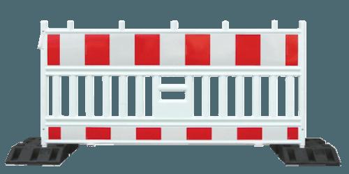 Absperrschranke 2,1m x 1,1m (ab 40 Stk.) mieten in Halle