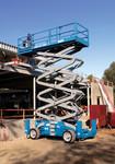 Genie GS5390RT-Scherenarbeitsbühnen Diesel