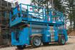 Genie GS3390RT-Scherenarbeitsbühnen Diesel