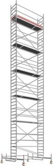 Fahrgerüst Layher Uni-Standard P2 max.Arbeitsh. 13.70m-Fahrgerüste