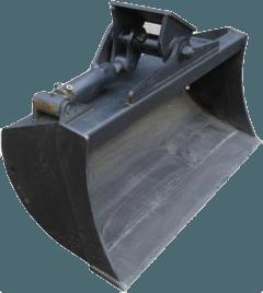 Grabenräumlöffel mieten