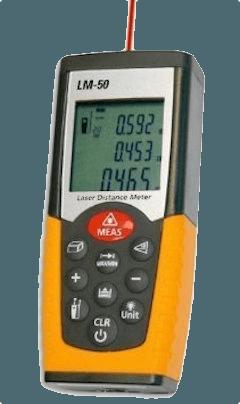 Laser-Distanzmessgeräte mieten
