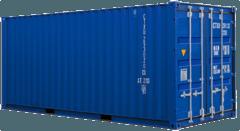 Materialcontainer 20´ mieten