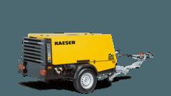 5 - 12 m³/min Baukompressor mieten