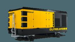 35 - 50 m³/min Baukompressor mieten