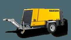 12 - 22 m³/min Baukompressor mieten