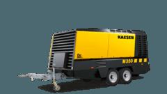 22 - 35 m³/min Baukompressor mieten