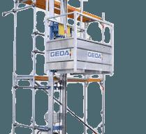 Gerüste und Aufzüge mieten