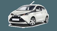 Kleinwagen - Toyota Aygo o.Ä. mieten